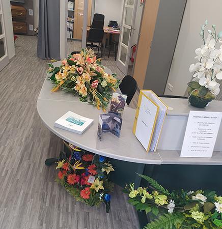 Boutique Pompes funèbres à Bellegarde